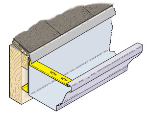 T Wedge By Truss Eliminate Sagging Gutters Gutter